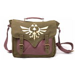 Borsa Messenger The Legend of Zelda Skyward Sword Golden Royal Crest