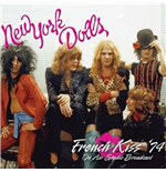 Vinile New York Dolls - French Kiss 74/actress (2 Lp)