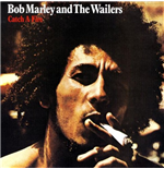 Vinile Bob Marley & The Wailers - Catch A Fire