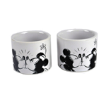 Disney - Mickey And Minnie Kissing (Set 2 Porta Uovo)