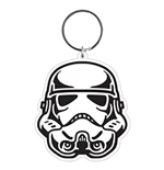 Star Wars - Storm Trooper - Keyring Rubber