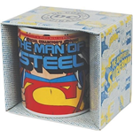 Superman - Man Of Steel (Tazza)