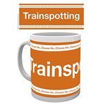 Trainspotting - Logo (Tazza)