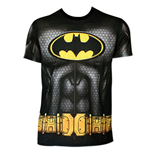 T-shirt Batman con mantello