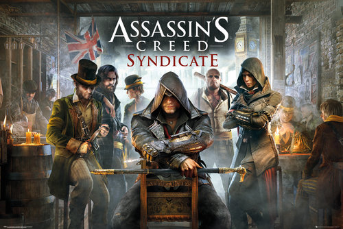 Poster Assassin's Creed 175846