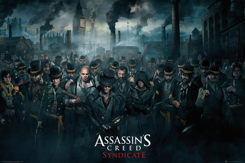 Poster Assassin's Creed 175849