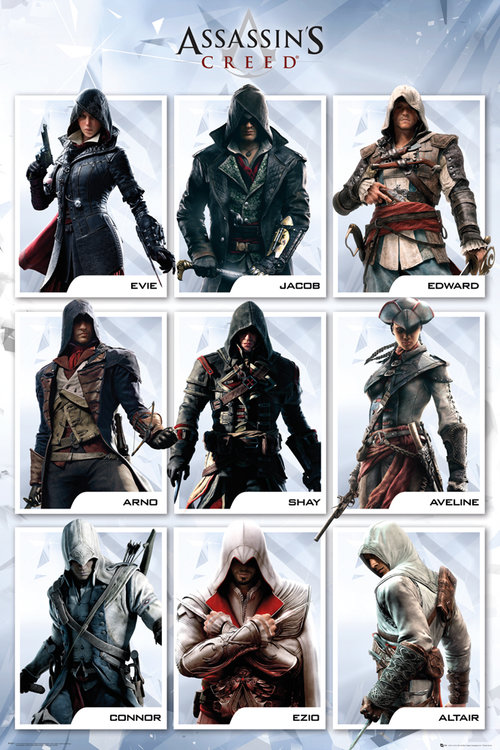 Poster Assassin's Creed 175851