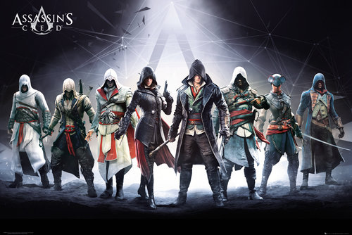 Poster Assassin's Creed 175852