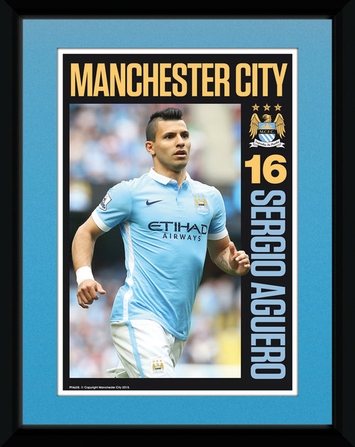 Stampa Manchester City 175898