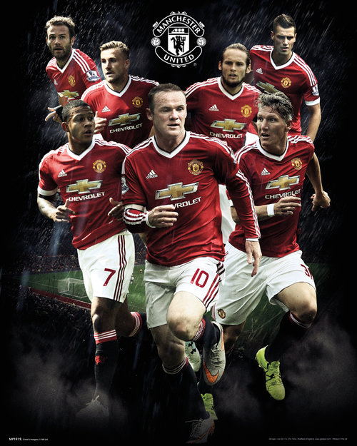 Poster Manchester United 175907