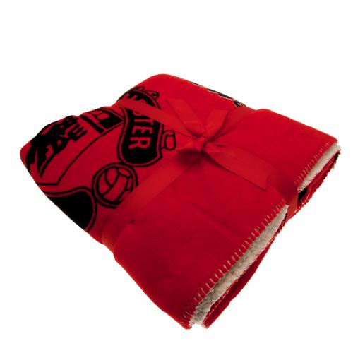 Coperta in pile Manchester United