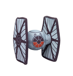 Peluche Star Wars Vehicle Tie Fighter 18 cm