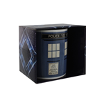 Dr Who 50th - 50th Tardis (Tazza)