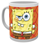 Spongebob - Faces (Tazza)