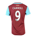 Maglia West Ham United 2015-2016 Home