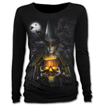 Maglia Manica Lunga Spiral - Witching Hour