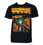 T-shirt Batman Joker Scream
