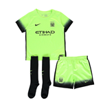 Maglia Manchester City 2015-2016 Third