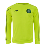 Felpa Celtic Football Club 2015-2016 (Giallo)