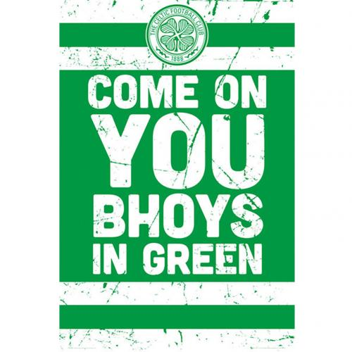 Poster Celtic Football Club 176962