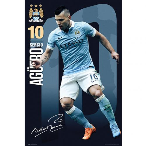 Poster Manchester City 176990