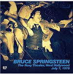 Vinile Bruce Springsteen - The Roxy Theater West Hollywood July 7 1978 (4 Lp)