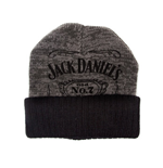 Jack Daniel's - Beanie With Dark Logo ( Berretto)