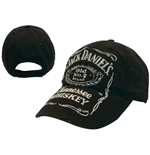 Jack Daniel's - Adjustable Cap With Logo ( Cappellino)