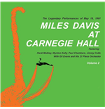 Vinile Miles Davis - At The Carnegie Hall Part Two