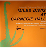 Vinile Miles Davis - At The Carnegie Hall Part One