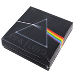 Pink Floyd - Dark Side Of The Moon (Set 4 Sottobicchieri)