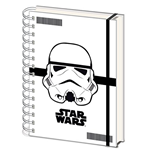Star Wars - Stormtrooper - A5 Notebook