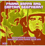 Vinile Frank Zappa & Captain Beefheart - Live At Providence College Ri April 26 1975 (3 Lp)
