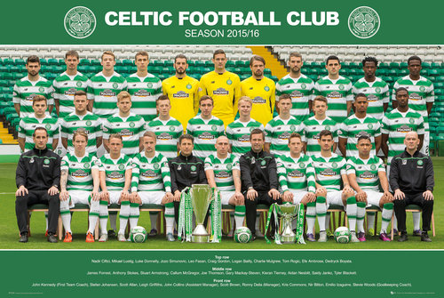 Poster Celtic Football Club 177421