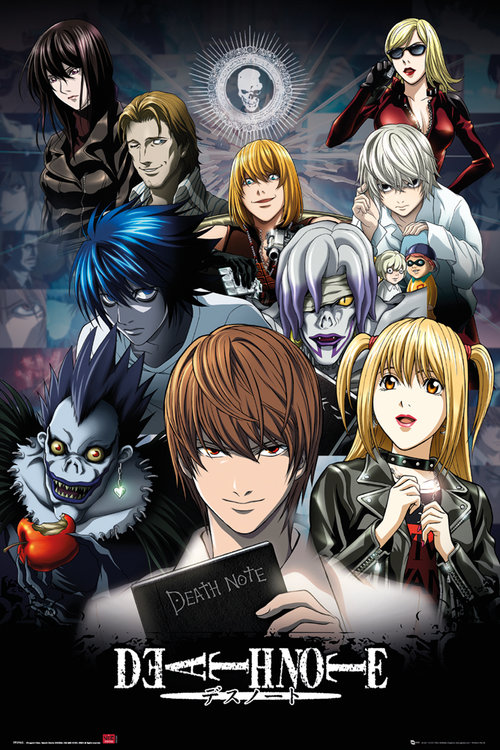Poster Death Note 177431