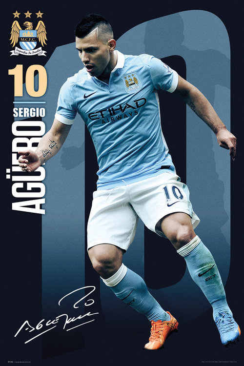 Poster Manchester City 177441