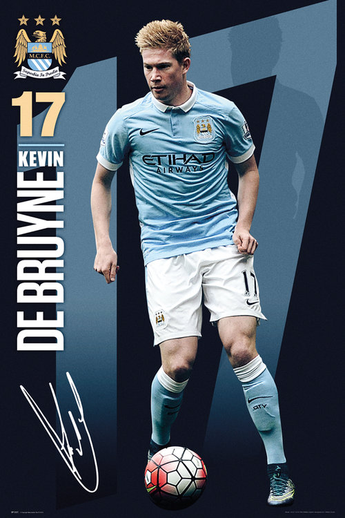 Poster Manchester City 177442