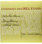 Vinile Bill Evans - Everybody Digs Bill Evans