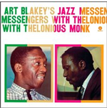 Vinile Art Blakey & The Jazz Messengers - Art Blakey's Jazz Messengers With Thelonious Monk