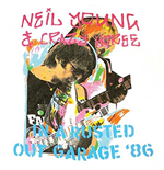 Vinile Neil Young & Crazy Horse - In A Rusted Out Garage '86 (2 Lp)