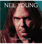 Vinile Neil Young - Live At Superdome  New Orleans