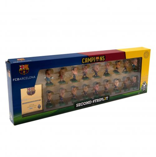 Pupazzi Barcellona SoccerStarz Team Pack