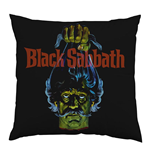 Plan 9 - Black Sabbath - Black Sabbath (Head) (Cuscino)