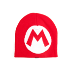 Nintendo Knitted Red Mario Beanie ( Berretto)