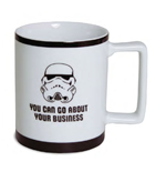 Tazza Star Wars Imperial Stormtrooper