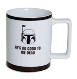 Tazza Star Wars Imperial Boba Fett