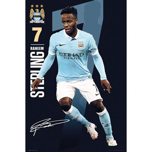 Poster Manchester City 178759