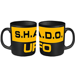 Gerry Anderson U.f.o. - Shado (Tazza)