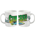 Gerry Anderson Stingray - Logo (Tazza)