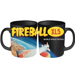 Gerry Anderson Fireball Xl5 - Space (Tazza)